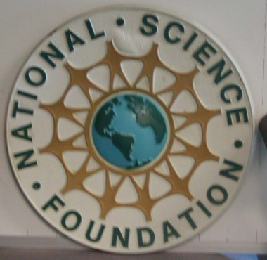 National Science Foundation Wall Seal Www Wallseals Com