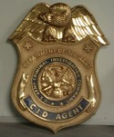 DA_CID Agent Badge